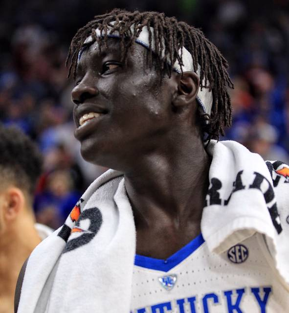 Draft Declarations | Wenyen Gabriel Declares For 2018 NBA Draft