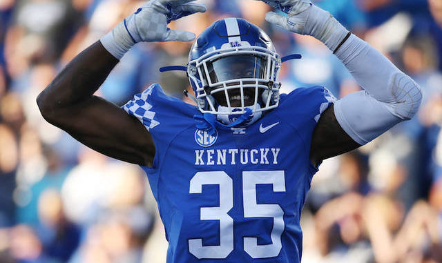 Starting OLB Denzil Ware transferring for final season