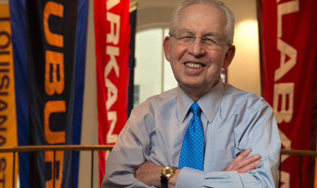 Former SEC Commissioner Mike Slive has passed away