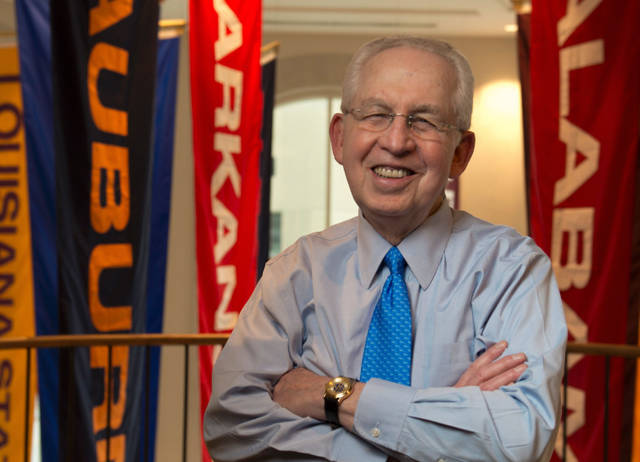 Former SEC Commissioner Mike Slive passes away at 77