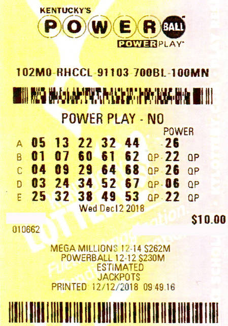 Fleming Man Turns In 50k Lottery Ticket Ledger Independent Maysville Online
