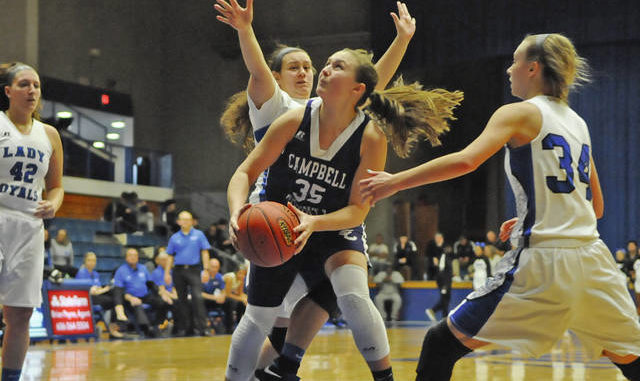 25b9ca14232 Campbell County comes away from Fieldhouse with win | Ledger ...