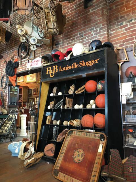 Reminiscing Through Joy Ley Antiques
