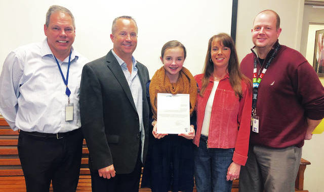 efaaaff2 MCMS given five years of Guard911 | Ledger Independent – Maysville ...