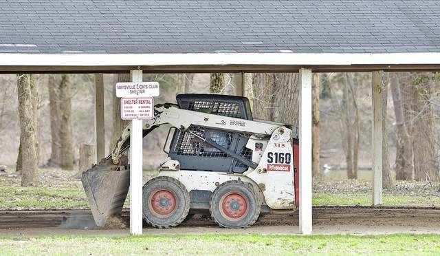 Scraping out the mud | Ledger Independent – Maysville Online
