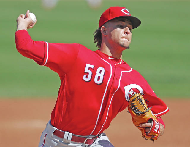c8cc3ad5351 Offseason adds excitement to Reds rotation