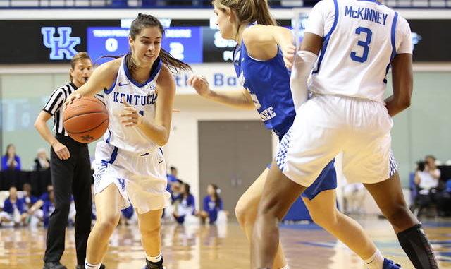 b9eb2ed2fda NCAA Women s Basketball AP Top 25