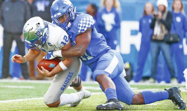 Stoops high on Allen going into NFL Draft | Ledger