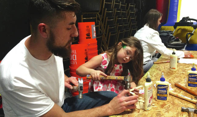 347abf19 Kids craft day provides spring-time fun | Ledger Independent ...