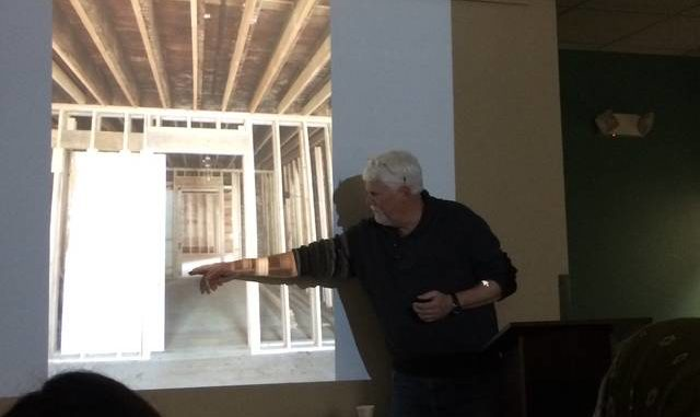 Historic Property Renovation Seminar Held Ledger Independent