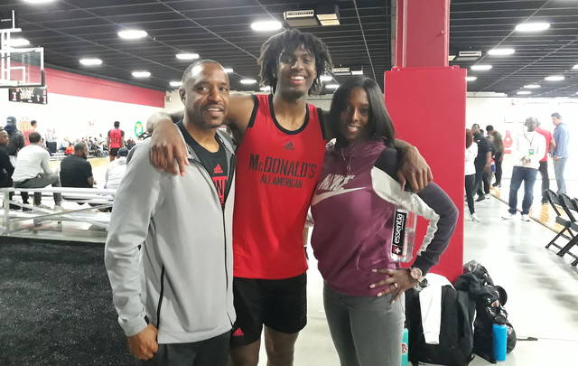 87d635db1 Denyse and Tyrone Maxey encouraged UK signee Tyrese Maxey to reclassify to  the 2019 recruiting class but he has no regrets about staying in high  school and ...