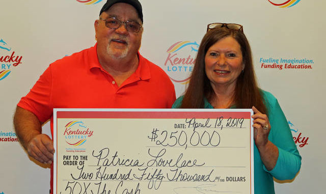 Ewing couple hits the jackpot | Ledger Independent