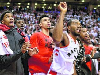 NBA Playoff Glance