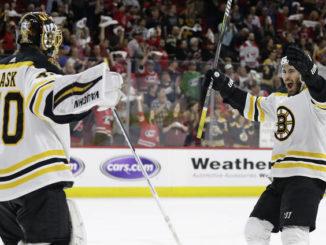 NHL Playoff Glance