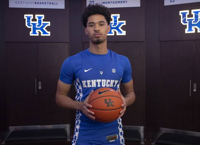 Juzang gives Kentucky a 'Great Shooter'