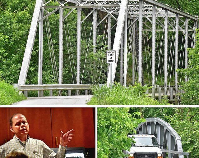 Local counties part of 1,000 bridge project