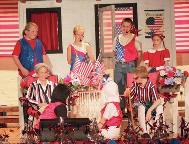 Children's Theatre to perform in Georgetown Bicentennial