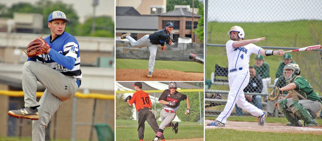 2c4e7aa8f609de Fisher and Cooper's bat, Wright and Bowling's arm highlight All-Area team
