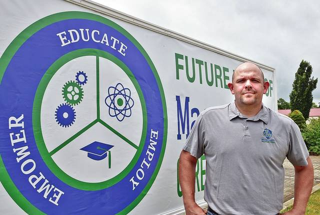 Mason County teacher seminfinalist for prize