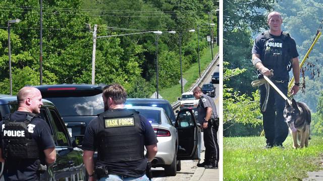 Dozens arrested in Maysville drug raid | Ledger Independent
