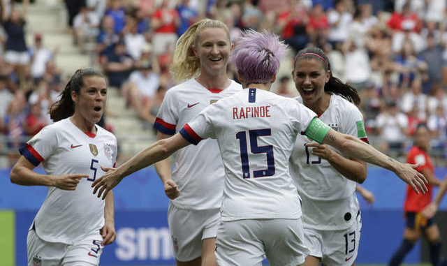 4ffeb3af4 Women's World Cup Glance | Ledger Independent – Maysville Online