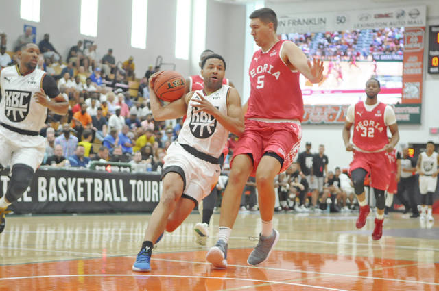 Lofton, KBC off to good start in TBT