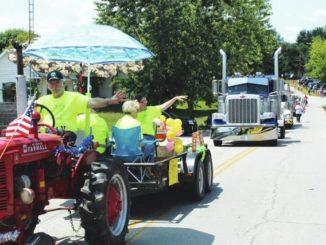 Tollesboro fair parade