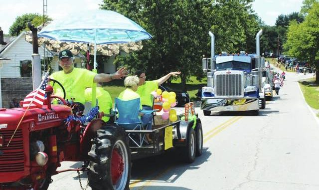 Tollesboro fair parade | Ledger Independent – Maysville Online