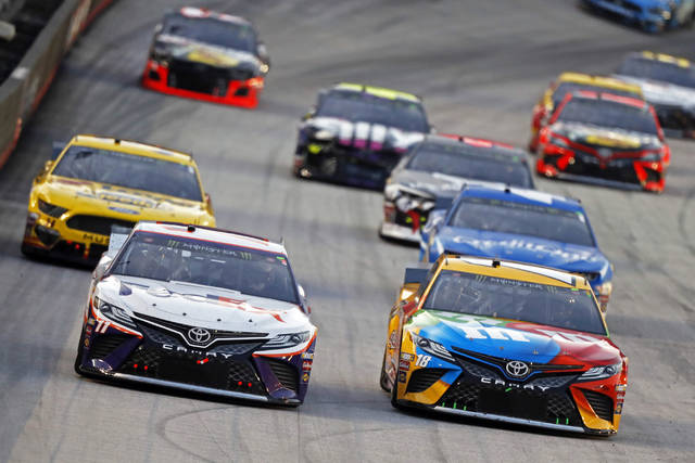 NASCAR Schedule and Standings