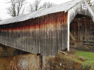 Covered bridge to receive structural assessment