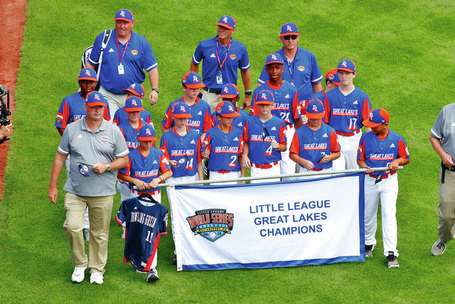 Kentucky Little League team honors teammate they lost
