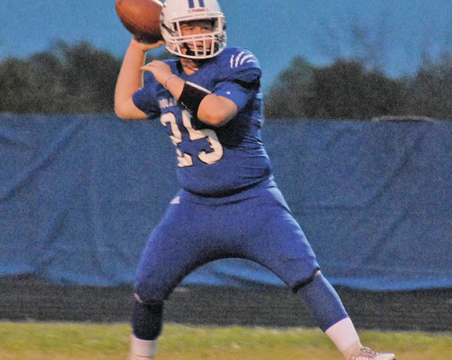 Bracken County shutout by Bishop Brossart