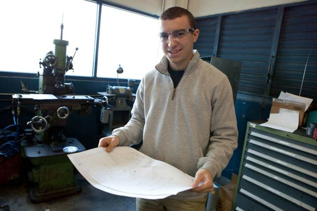Learn about Stober apprenticeships Oct. 10