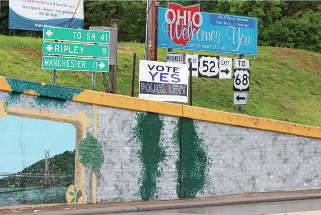 Two levies facing voters in Brown County