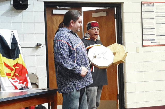Maysville celebrates Indigenous Peoples' Day