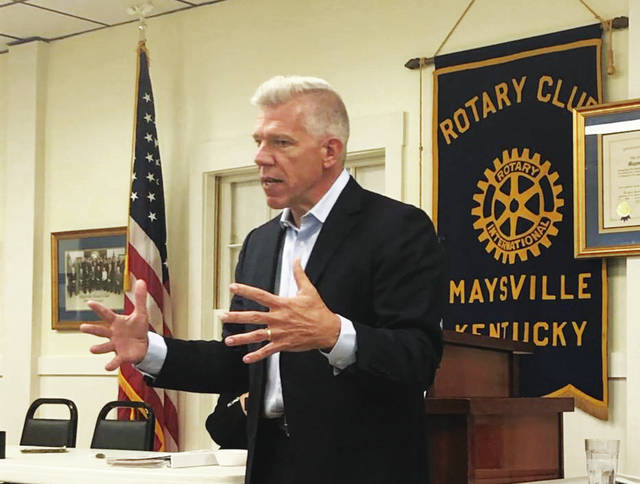 Value of volunteering discussed at Rotary