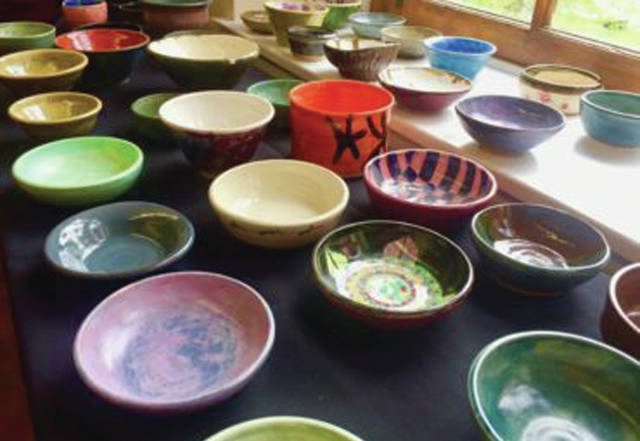 Empty Bowls benefit fights local hunger