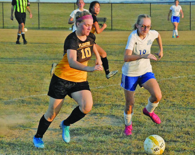 Browning, Applegate highlight All-Area soccer team