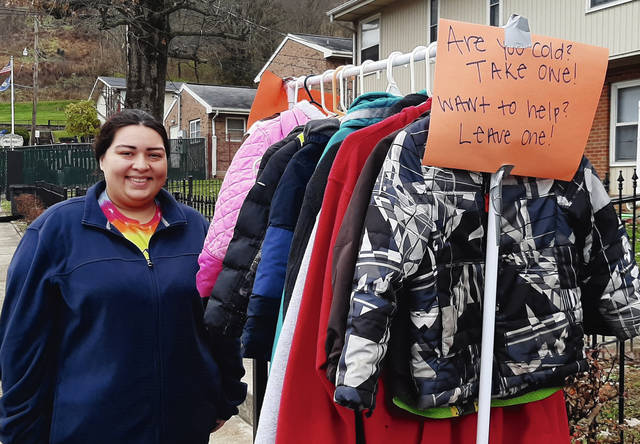 Maysville woman providing coats to those in need