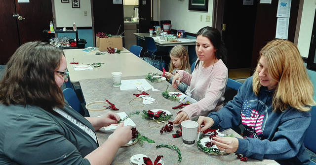 MCPL presents 12 days of Christmas crafts