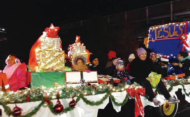 Maysville Christmas Parade