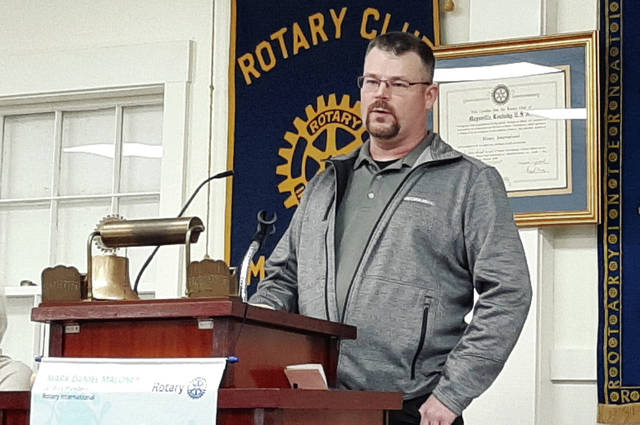 PPI update given at Rotary