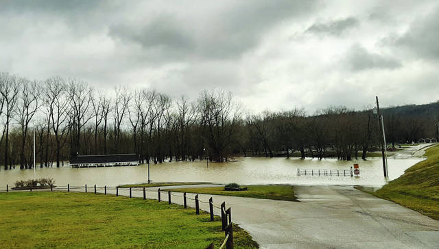 Ohio River expected to continue rising