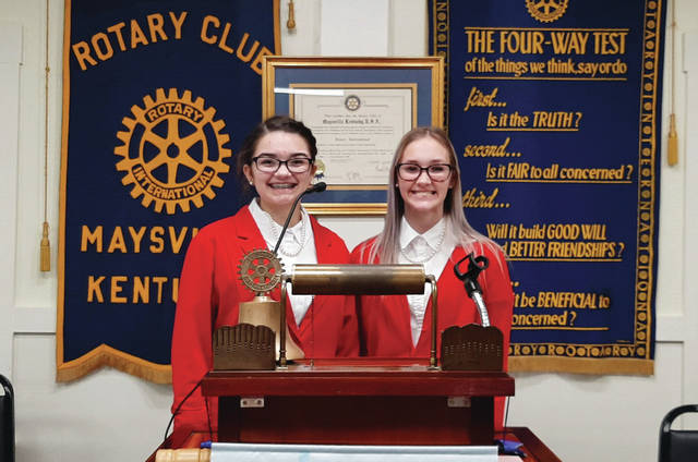 Foster care closet discussed at Rotary