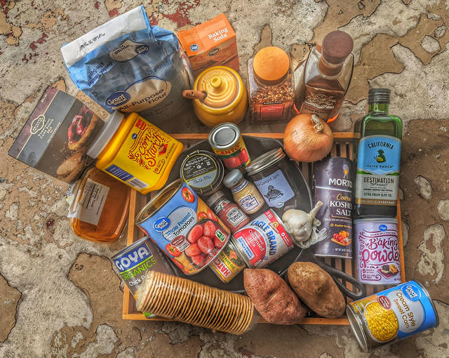 No substitute for a well stocked pantry | Ledger Independent – Maysville  Online