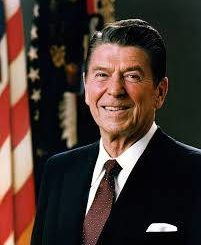 Reagan delivered memorable speech in 1982