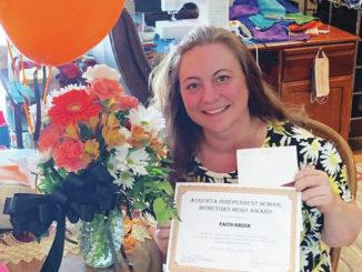 Greer hits 13,000 mask donations