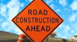 Slide repairs set for next week