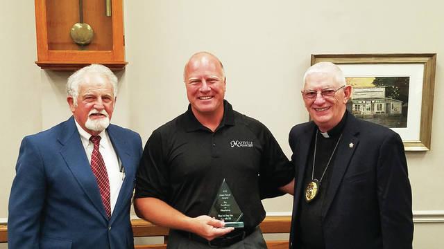 Liess named Powell Award winner