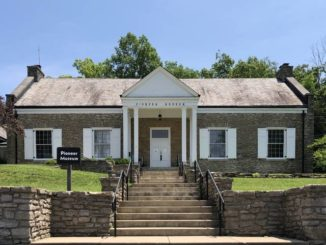 The Pioneer Museum at Blue Licks Battlefield State Resort Park features a variety of artifacts from the area.